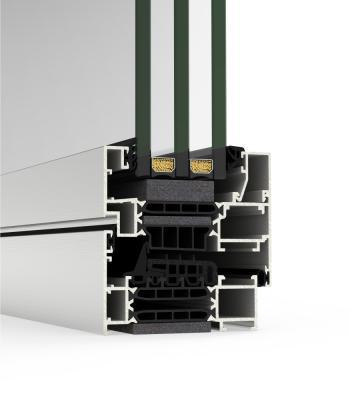 Sistema Cor 80 Industrial RPT Passivhaus